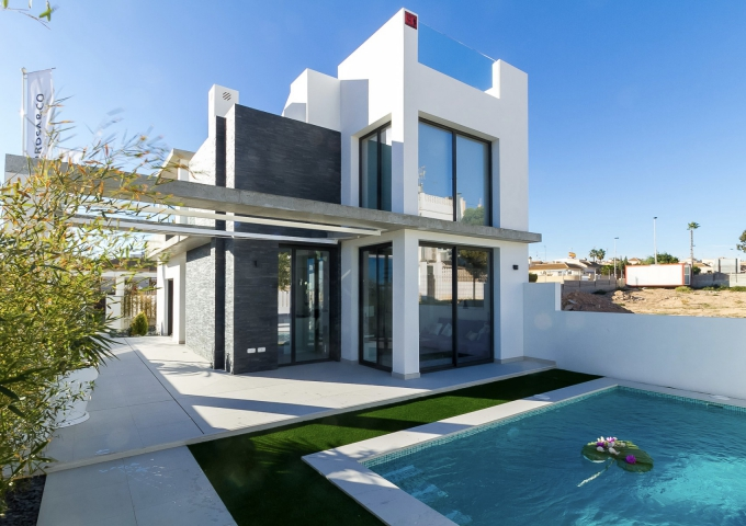 Villa / Semi detached - New Build - Torrevieja  - Aguas Nuevas