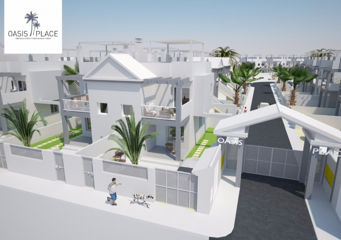 Apartment/Bungalow - New Build - Orihuela Costa - La Florida