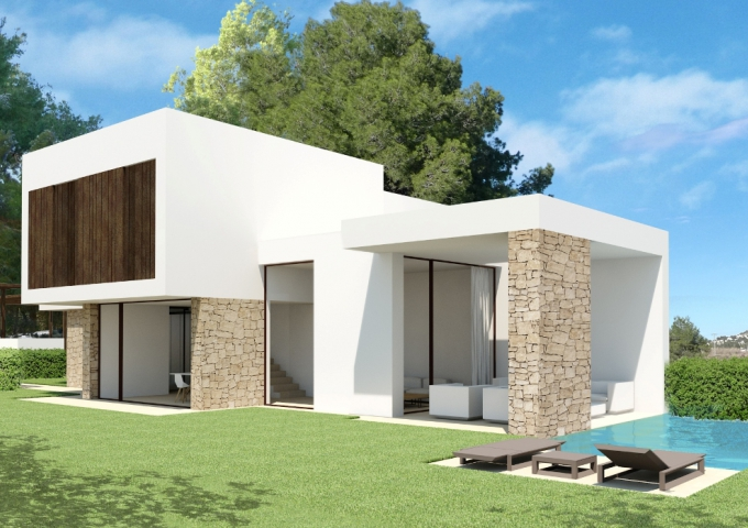 Villa / Semi detached - New Build - Torrevieja  - La Siesta