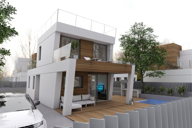 New Build - Villa / Semi detached - Torrevieja  - Los Locos