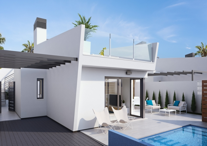 Villa / Semi detached - New Build - Los Alcazares - Los Alcazares