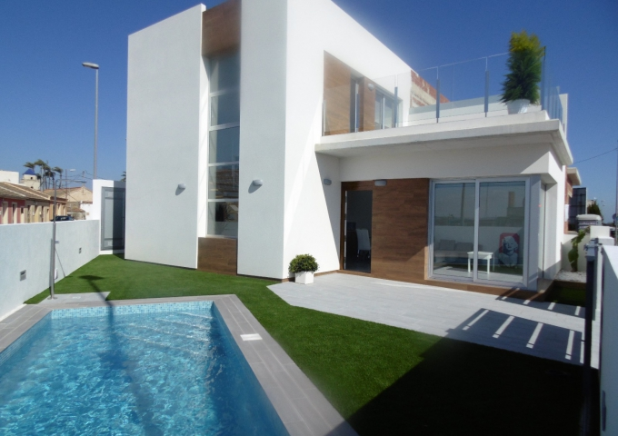 Villa / Semi detached - New Build - Benijofar - Benijofar