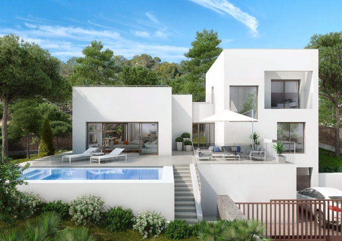 Villa / Semi detached - New Build - San Miguel de Salinas - Las Colinas