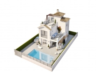 New Build - Villa / Semi detached - Torrevieja  - Torre del Moro