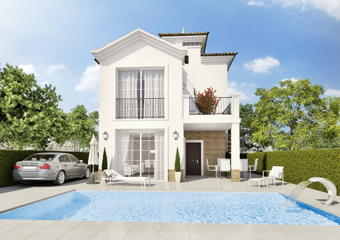 Villa / Semi detached - New Build - Torrevieja  - Torre del Moro