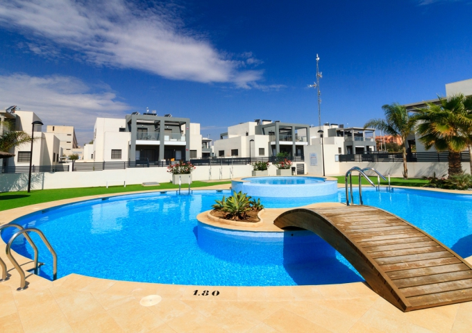 Apartment/Bungalow - New Build - Torrevieja  - Aguas Nuevas II