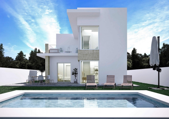 Villa / Semi detached - New Build - Ciudad Quesada - Ciudad Quesada