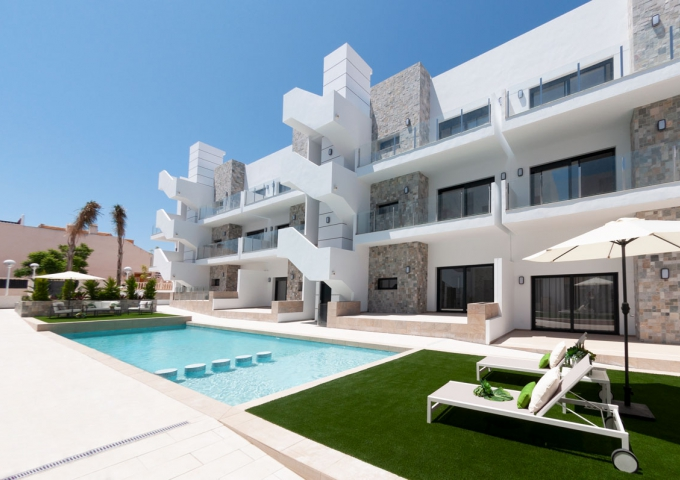 Apartment/Bungalow - New Build - Alicante - Arenales del Sol
