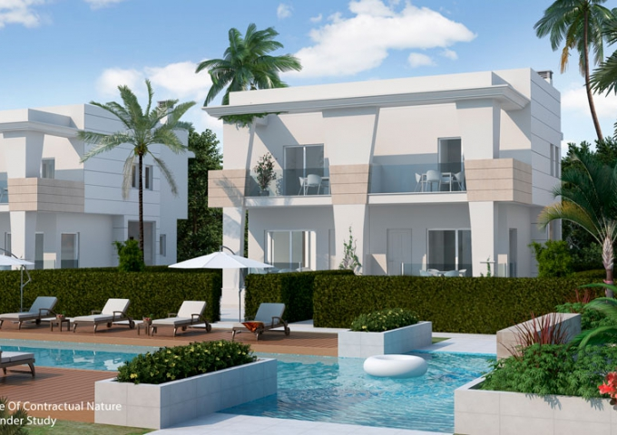 Townhouse / Duplex - New Build - Ciudad Quesada - Ciudad Quesada