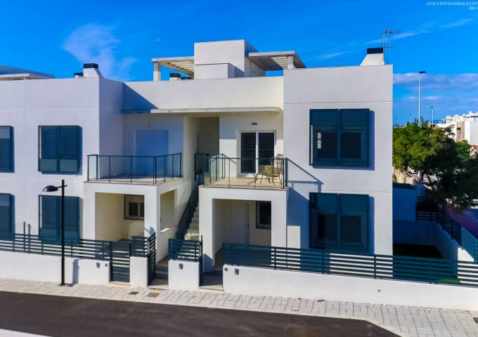 Apartment/Bungalow - New Build - Torrevieja  - Aguas Nuevas
