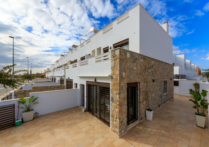 Townhouse / Duplex - New Build - Torrevieja  - Aguas Nuevas