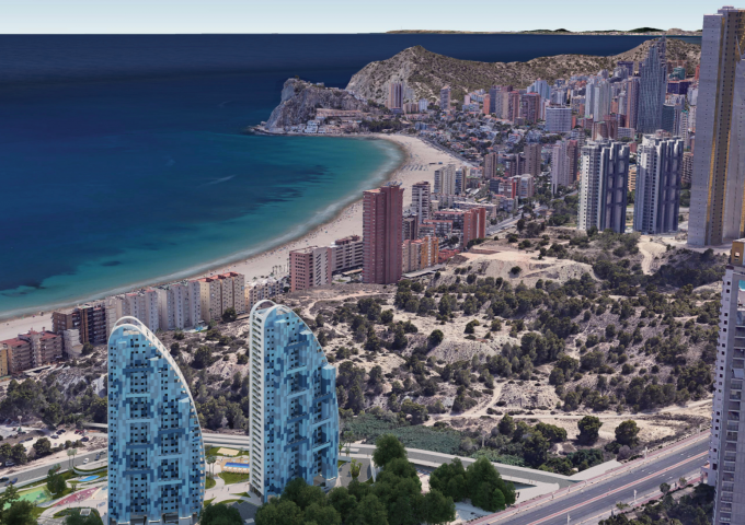 Apartment/Bungalow - New Build - Benidorm - Finestrat