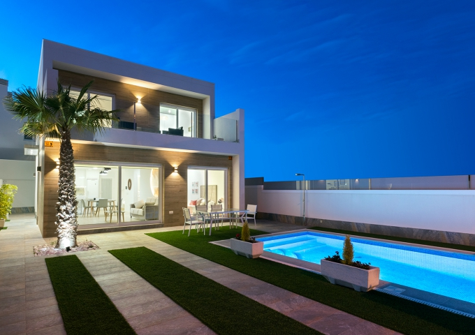Villa / Semi detached - New Build - Pilar de la Horadada - Pilar de la Horadada