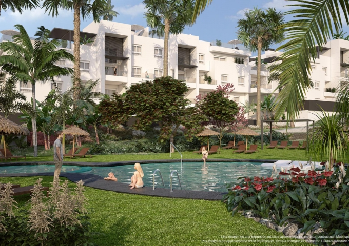 Apartment/Bungalow - New Build - Orihuela Costa - Punta Prima
