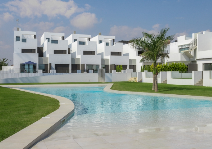 Apartment/Bungalow - New Build - Pilar de la Horadada - Pilar de la Horadada