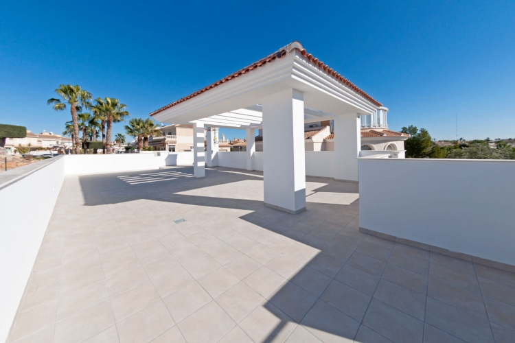 New Build - Villa / Semi detached - Ciudad Quesada