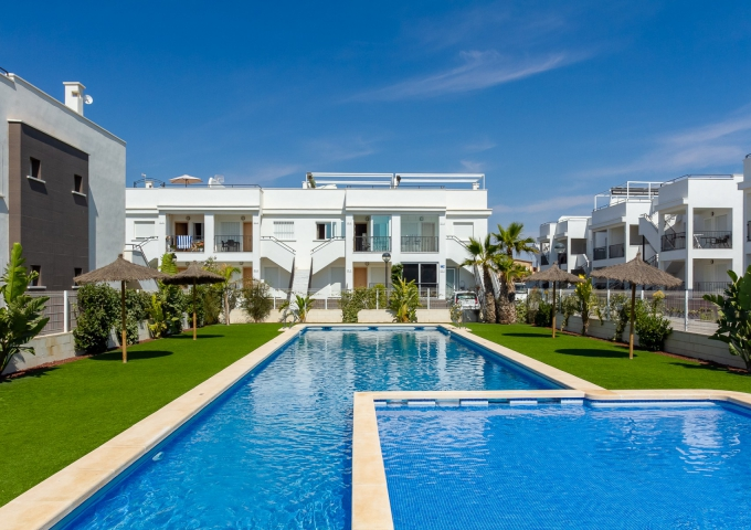 Apartment/Bungalow - Resale - Torrevieja  - Aguas Nuevas II