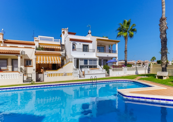 Townhouse / Duplex - Resale - Orihuela Costa - Playa Flamenca