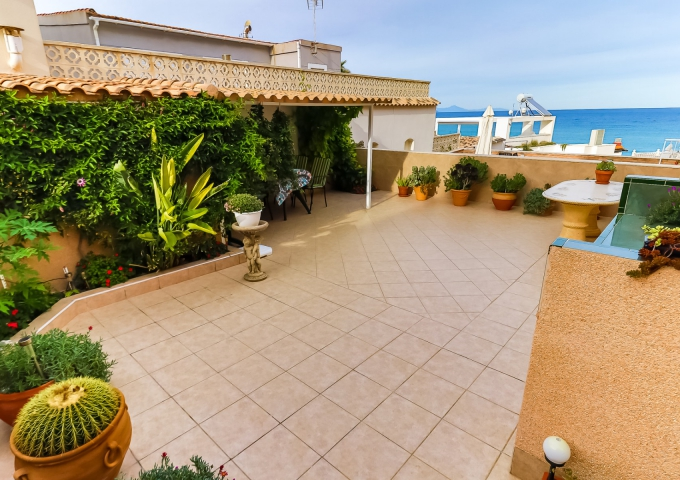 Apartment/Bungalow - Resale - Torrevieja  - Cabo Cervera