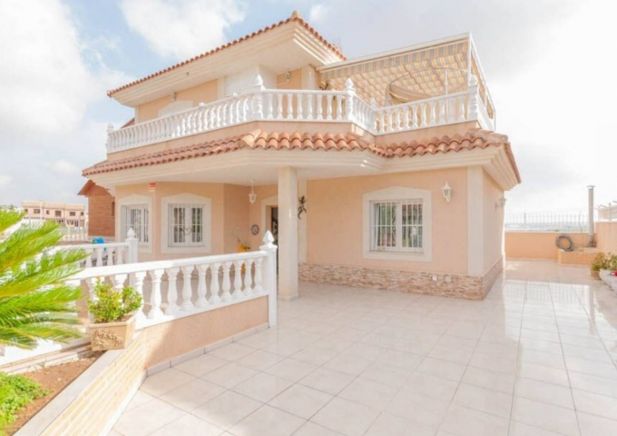 Villa / Semi-adosado - Resale - Orihuela Costa - Los Altos